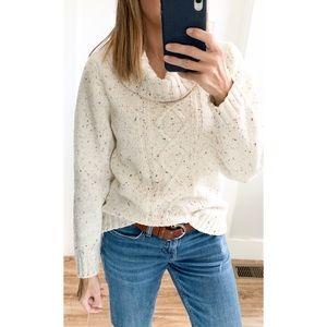 dress barn confetti chunky cozy sweater